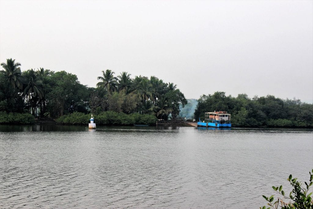 Divar Island - 5 Best Island Goa