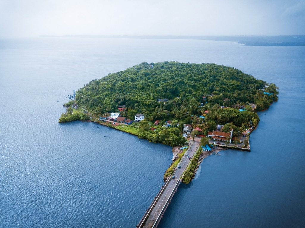 Sao Jacinto Island - 5 Best Islands of Goa
