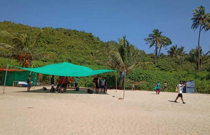 Beautiful-Bat-island,-Goa