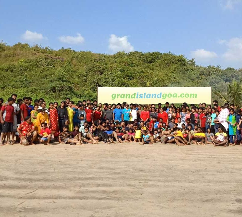Group-Tour,-Bat-Island-Goa-1