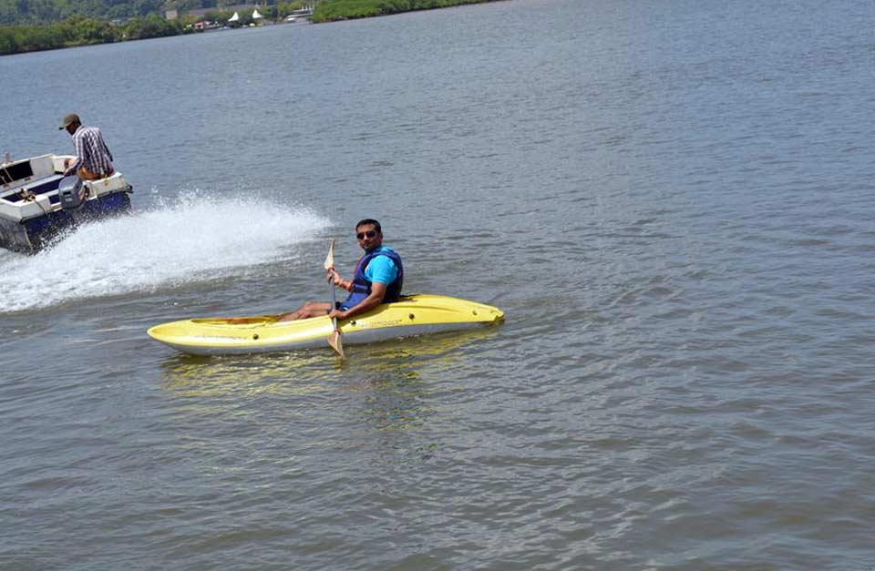 kayaking-goa